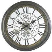 Cooper Classics Oversized 24.5'' Marlow Wall Clock
