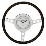 Cooper Classics 15'' Nathaniel Wall Clock