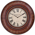 Cooper Classics Oversized 41'' Noelle Round Wall Clock