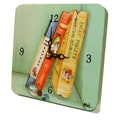 Lexington Studios Children and Baby Bedtime Stories Tiny Times Clock