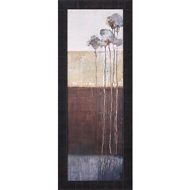 Art Effects Palisade Palms I by Terri Burris Framed Painting Print