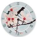 Lexington Studios 18'' Magnolias Wall Clock