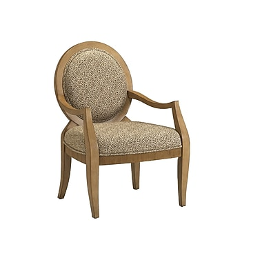 Comfort Pointe Emerson Chenille Arm Chair