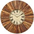 Cooper Classics Oversized 36'' Chatham Wall Clock