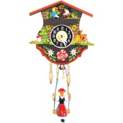 Black Forest Battery Operated Wall Clock
