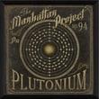 Blueprint Artwork Manhattan Project No 94 Plutonium Framed Graphic Art