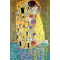 Buyenlarge Kiss Canvas Art; 24'' H x 36'' W x 0.75'' D