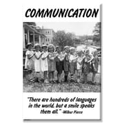 Buyenlarge Communication Vintage Advertisement on Canvas; 20'' x 30''