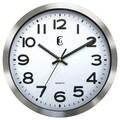 Geneva Clock Geneva 10'' Wall Clock