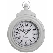 Cooper Classics Oversized 26'' Dillon Wall Clock