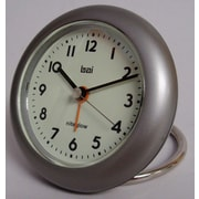 Bai Design Rondo Travel Alarm Clock; Landmark Gunmetal