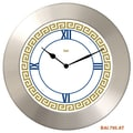 Bai Design 12'' Athens Wall Clock