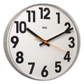 Bai Design 11'' Lucite Big No Wall Clock
