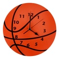 Trend Lab 11'' Basketball Wall Clock