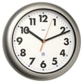 Bai Design 10.5'' Aquamaster Weatherproof Wall Clock