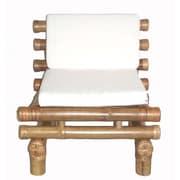 Bamboo54 Bamboo Payang Fabric Side Chair
