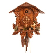 Black Forest Chalet Cuckoo Clock