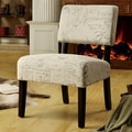 Hokku Designs Winslow Cotton Slipper Chair