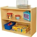 A+ Child Supply Deep Shelf 26'' Bookcase