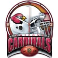 Wincraft NFL High Def Plaque Wall Clock; Arizona Cardinals