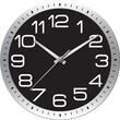 Ashton Sutton Modern Home Large Wall Clock