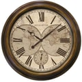 Ashton Sutton Classic 18'' Wall Clock