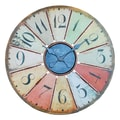 Ashton Sutton Oversized 24'' Large Wall Clock