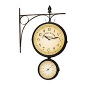 Ashton Sutton 14'' Bracket Wall Clock