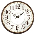 Ashton Sutton Classic 16'' Colorado Wall Clock