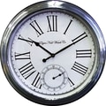 Ashton Sutton Elgin Classic 18'' Wall Clock