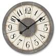 Ashton Sutton Louvre Large 23'' Wall Clock