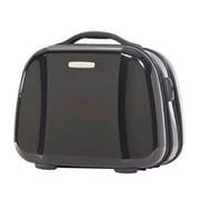 Titan Luggage 360  Four Flash 14'' Beauty Case; Black