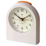 Bai Design Pick-Me-Up Alarm Clock in Bodoni