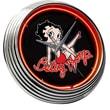 On The Edge Marketing Betty Boop 14.75'' Neon Wall Clock