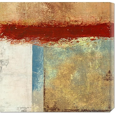 Global Gallery 'Direction II' by Alessio Aprile Painting Print on Wrapped Canvas