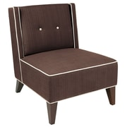 Office Star Ave Six Marina Chair; Chocolate