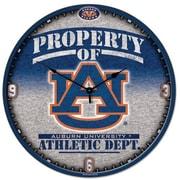 Wincraft Collegiate 18'' NCAA High Def Wall Clock; Auburn