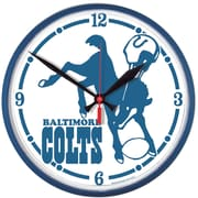 Wincraft 12.75'' Baltimore Colts Wall Clock