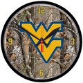 Wincraft NCAA 12.75'' Camouflage Wall Clock; West Virginia University