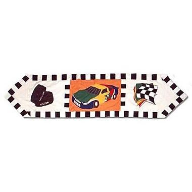 Patch Magic Racecar Table Runner