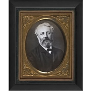 The Artwork Factory Jules Verne Framed Photographic Print