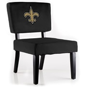 Imperial NFL Side Chair; New Orleans Saints