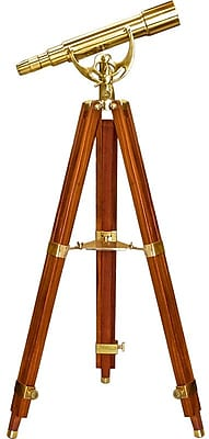 Image of Barska Anchormaster Floor Tripod Statue Telescope