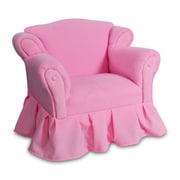 Keet Kid's Princess Chair; Pink