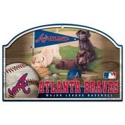 Wincraft MLB Killen Baltimore Orioles Graphic Art; Atlanta Braves