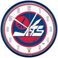 Wincraft NHL 12.75'' Wall Clock; Winnipeg Jets