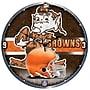 Wincraft NFL 18'' High Def Wall Clock; Cleveland