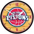 Wincraft NBA 12.75'' Wall Clock; Detroit Pistons