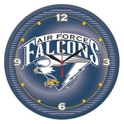 Wincraft Collegiate 12.75'' NCAA Wall Clocks; U.S. Air Force Academy