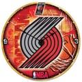 Wincraft NBA 18'' High Def Wall Clock; Portland Trail Blazers